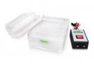 agarose gel electrophoresis system, electrophoresis, agarose gel